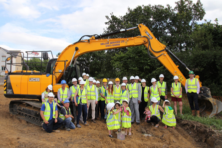 Breaking ground at Marmalade Lane